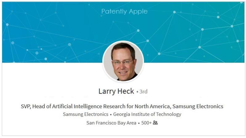 3 X Larry Heck