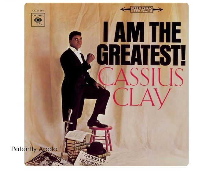 2a Cassius Clay - I am the Greatest