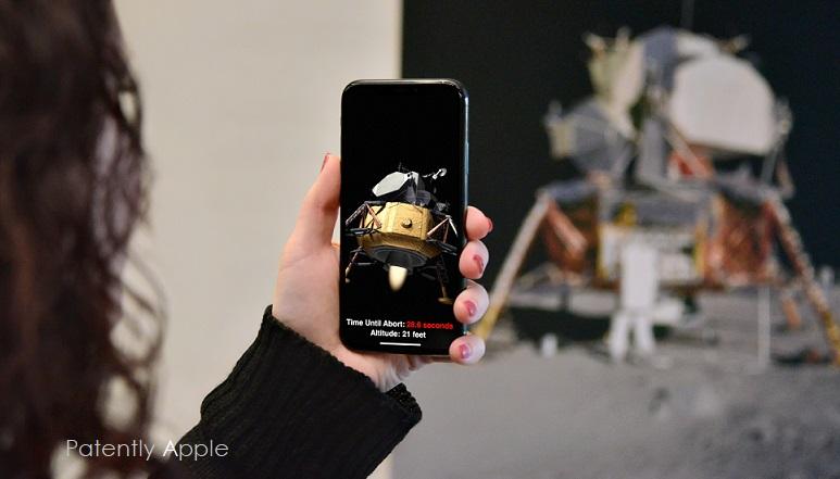 1 COVER Apple AR Experience