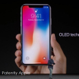 1 COVER IPHONE X OLED