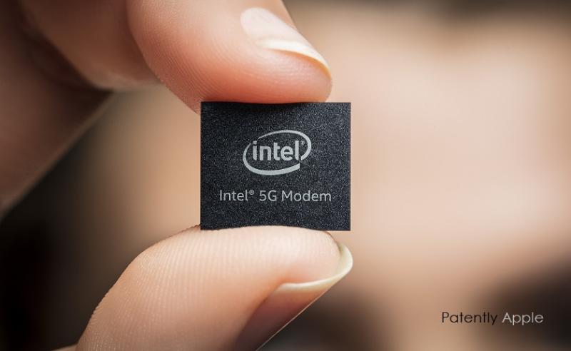 1 intel 5 g modem
