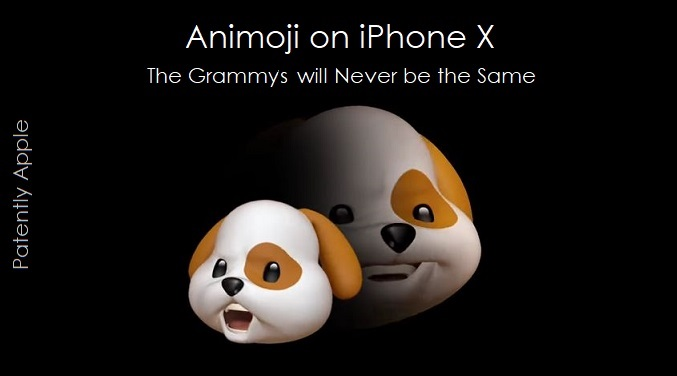 1 cover animoji  grammy's 2018