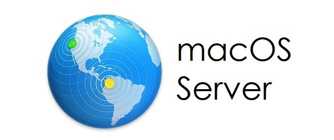 1 X cover macOS server