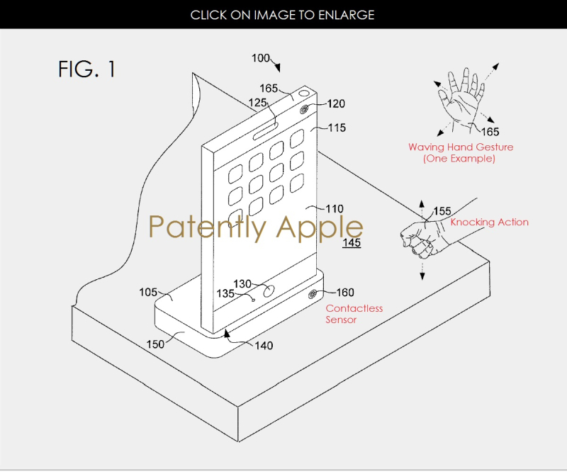 4 apple granted patent for dock with gestures