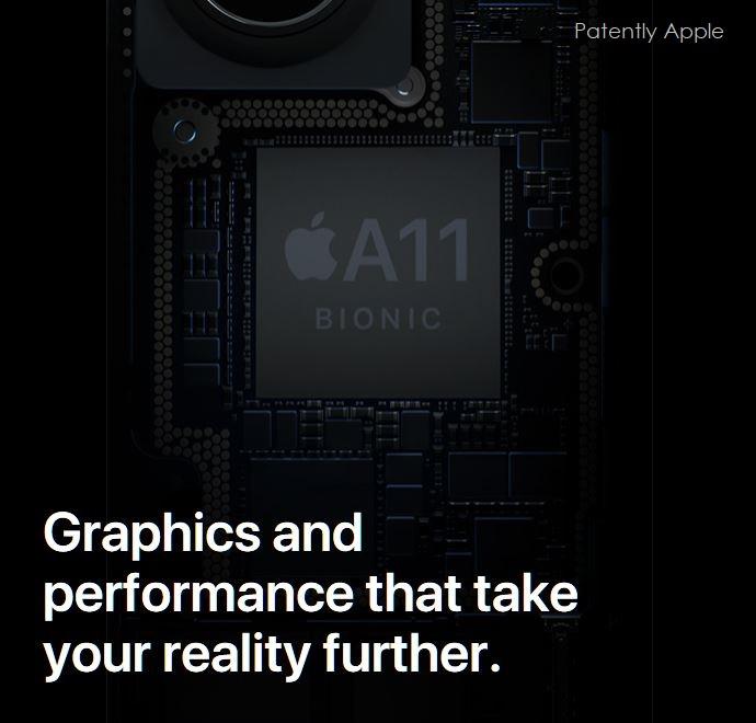 3A ios 11 graphics for AR