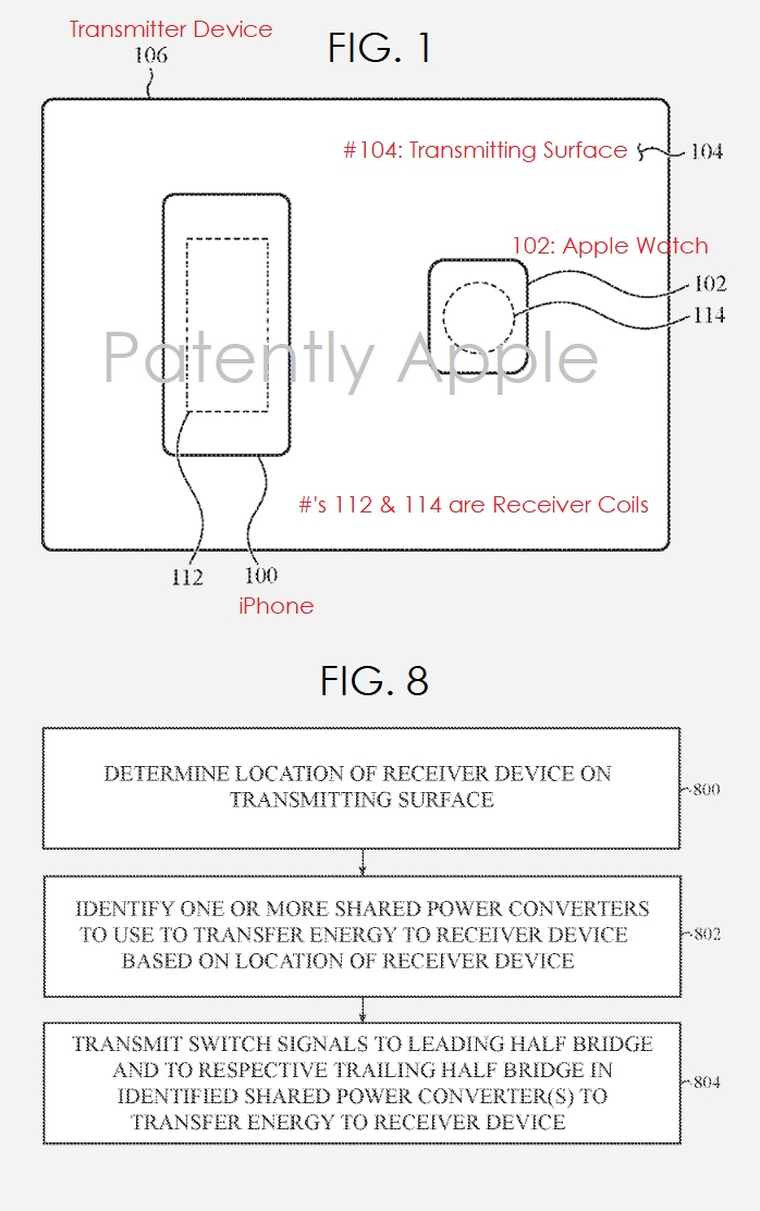 2 APPLE AirPower figs 1 and 8