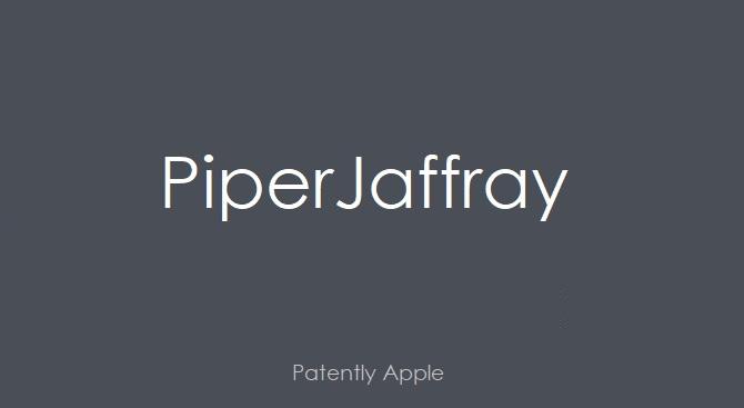 1 - x cover   Piper Jaffray