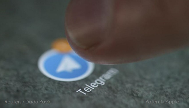 photo image As Expected, a Russian Court Orders the 'Telegram' app to be blocked