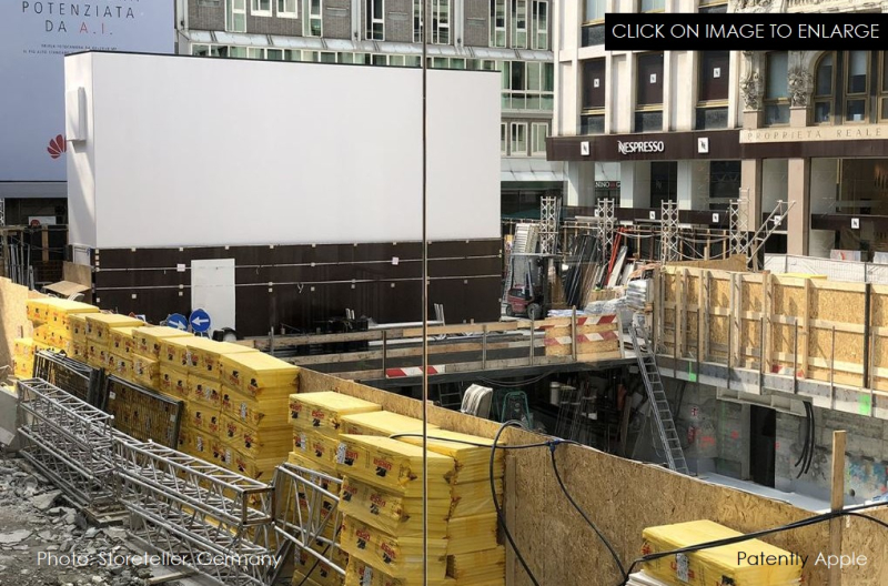 3  x apple milan store with amphitheater B