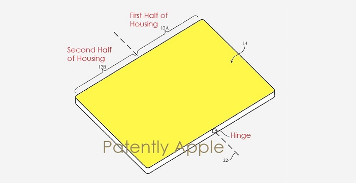1 Cover - foldable  bendable iphone