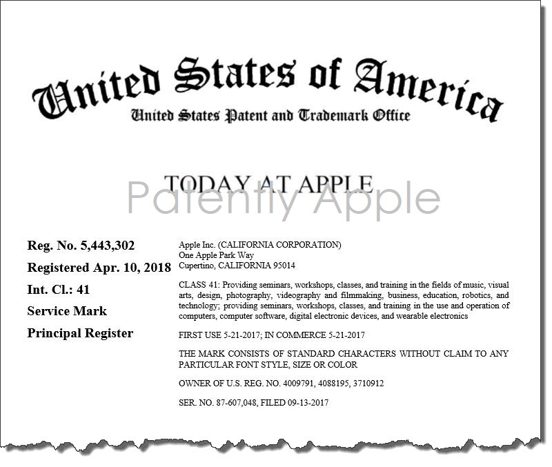 2  X - RTM TODAY AT APPLE