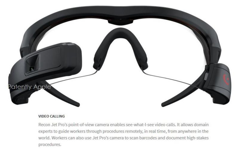 2 X Recon  Jet Pro Smart glasses