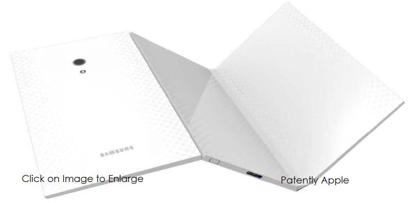 1 X cover Samsung folding smartphone