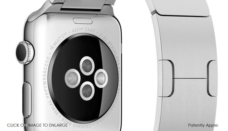 4 apple watch backside design patent