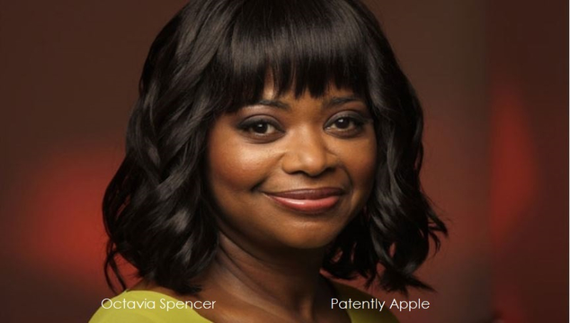 1 cover Octavia Spencer