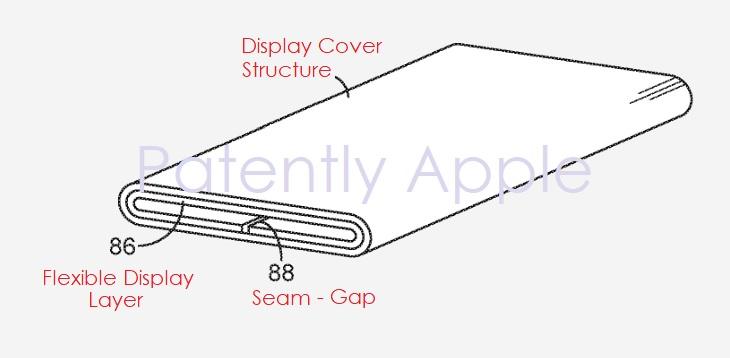 1 X Cover wraparound design iPhone liquid metal