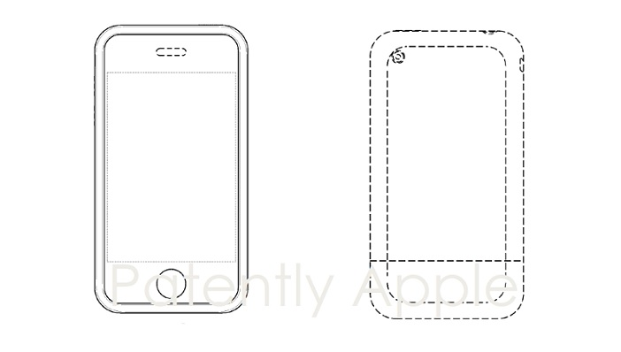 1 COVER APPLE DESIGN PATENT FOR IPHONE IN SAMSUNG CASE MAY 18  2018