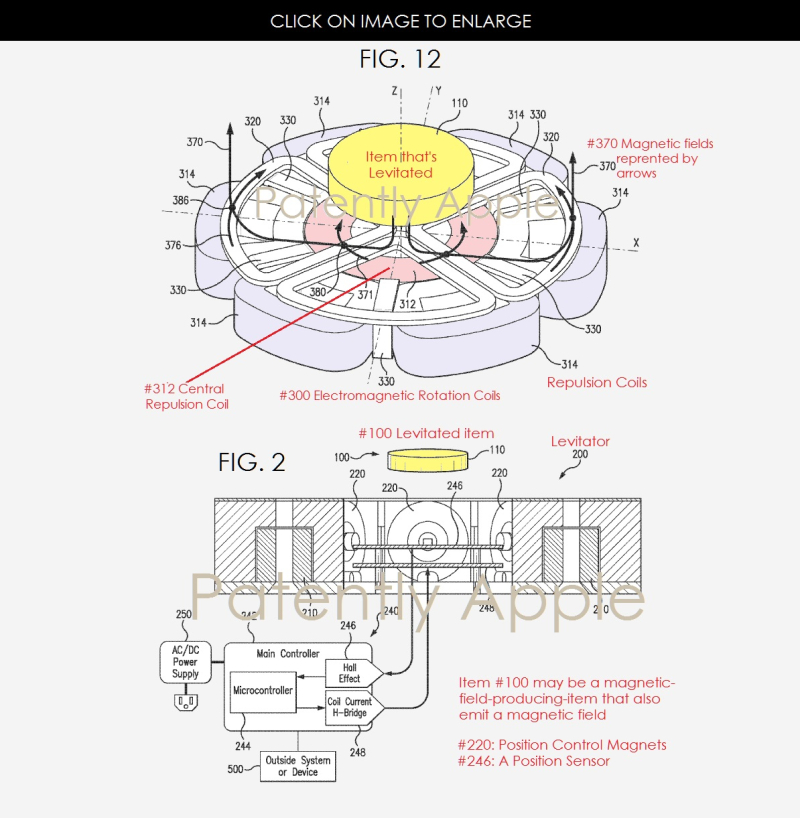 Apple won 62 Patents today covering Electromagnetic ... on