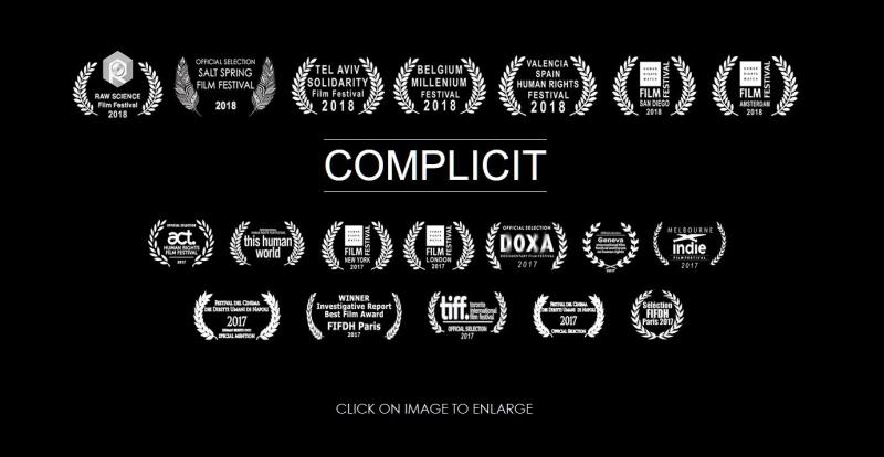 2 X large Complicit