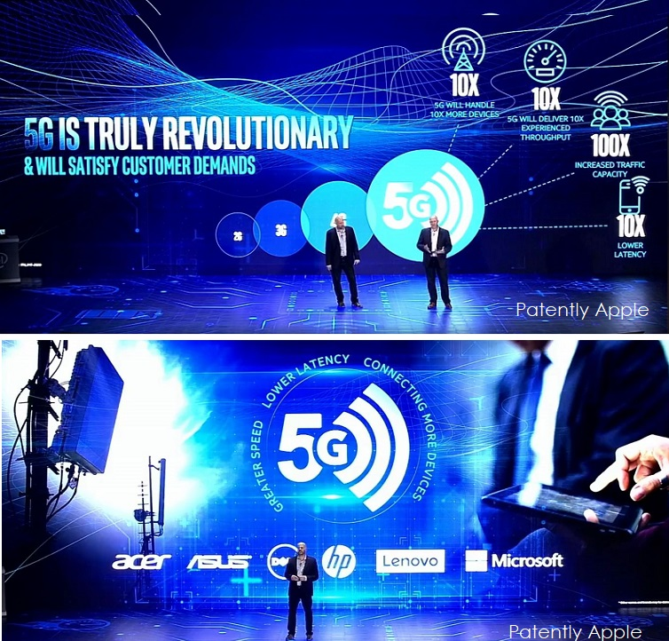 6 - intel 5G systems roll out in 2019