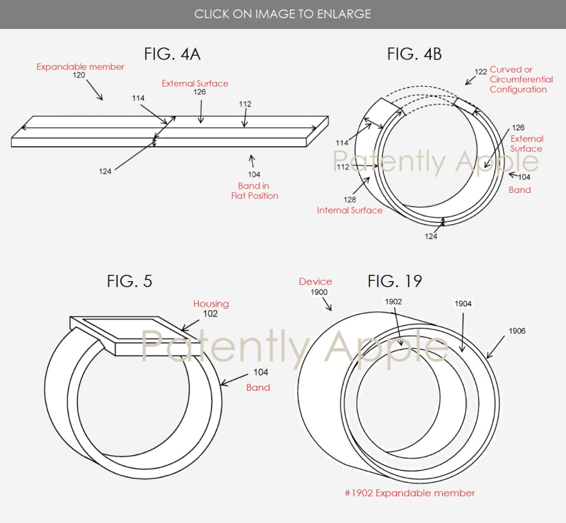 4 apple medical device figs 4ab  5 and 19