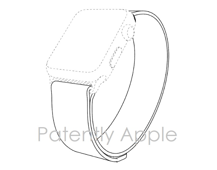 4 Apple Watch Band design patent d815  972