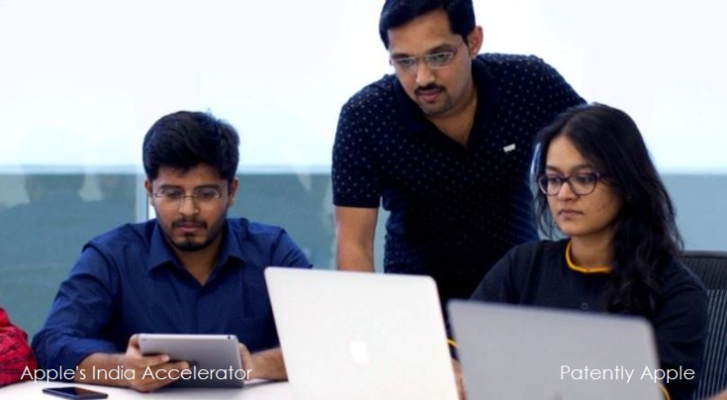 1 X Apple accelerator - in India
