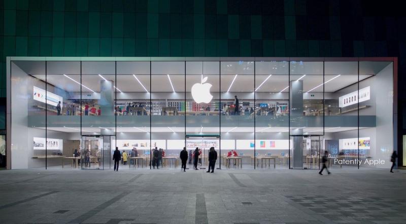 3 XActual Apple Store China