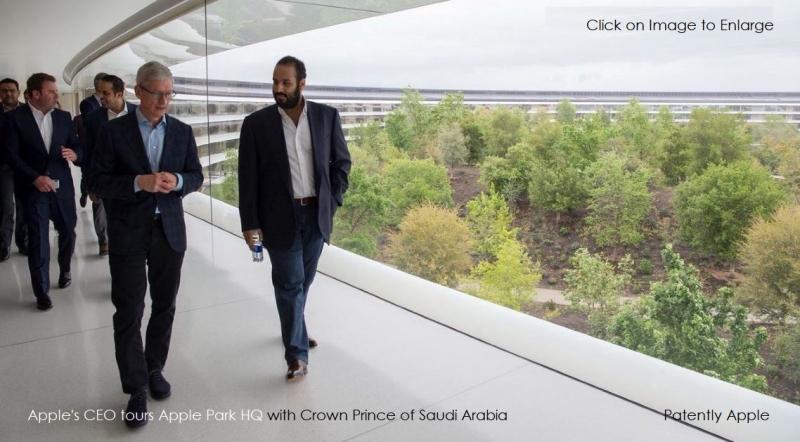 3 cook and crown prince of saudi arabia
