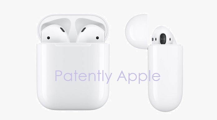 4X More AirPod granted patents may 2018  patently apple