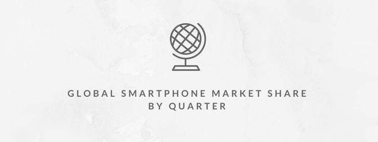 2 Global stats smartphones Q1 2018 -