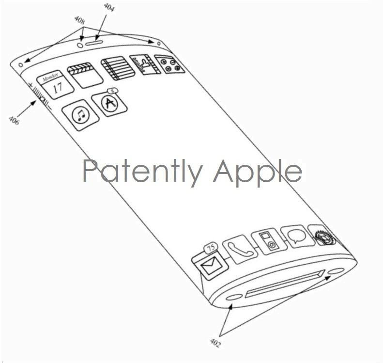 2 large iphone wraparound display
