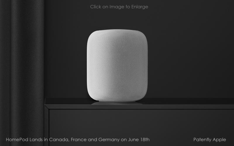 1 Cover Multi-Room audio Apple HomePod white