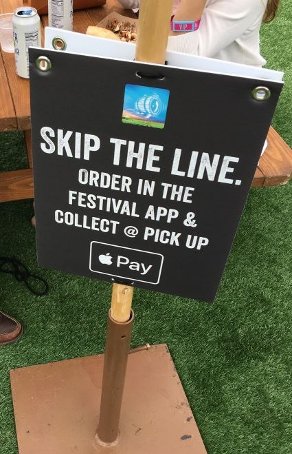 2 x skip the line