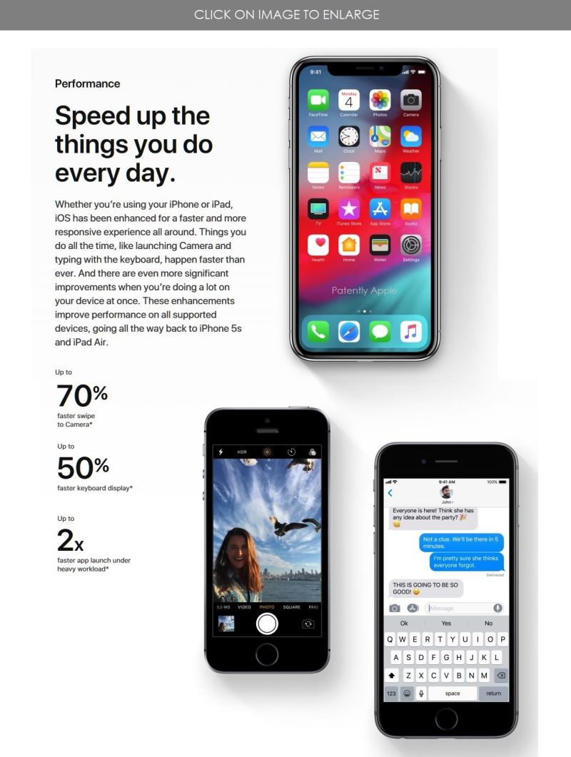 7 SPEED  IOS 12