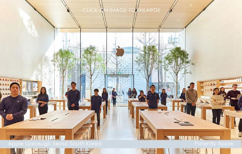 1 X - Apple Store Korea  new hire
