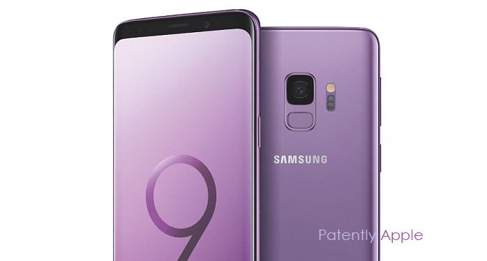 1 X Samsung s9