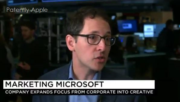 1 X cover msft marketing officer