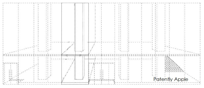 1 X cover  apple granted patent for a building