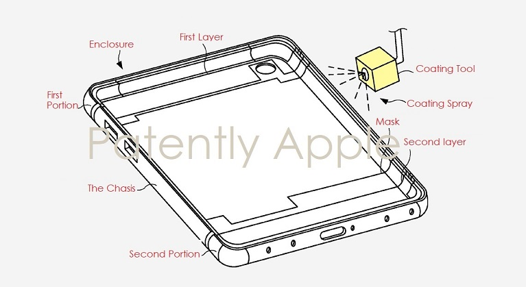 1 X2S X water resistant coating patent win for apple may 2018  patently apple