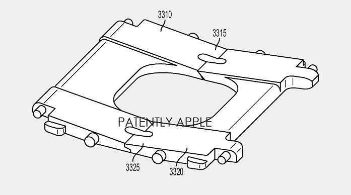 1 cover Apple's butteryfly hinge mechanism patent figure