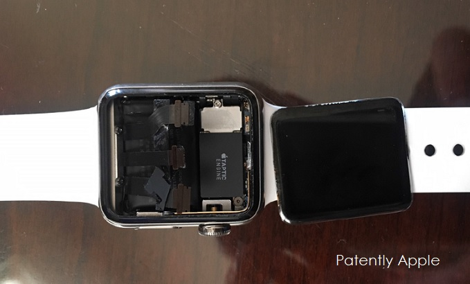 1 X COVER APPLE WATCH CLASS ACTION REPORT