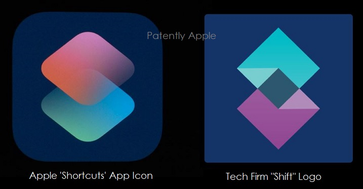 UK Firm Excitably Claims that Apple Stole their Logo when