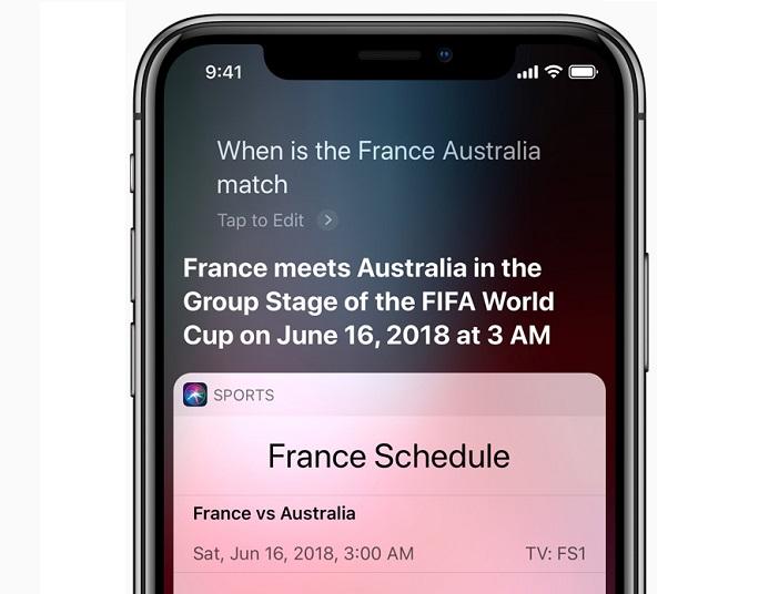 1 X COVER - iPhone-X-Siri-World-Cup-screen