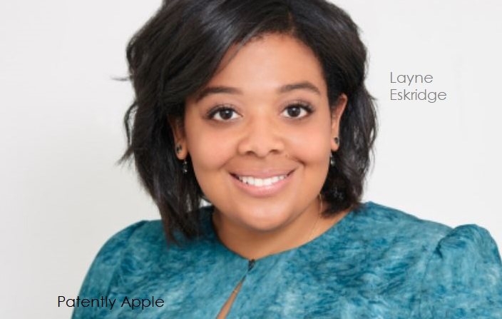1 x Layne Eskridge joins Apple  reportedly