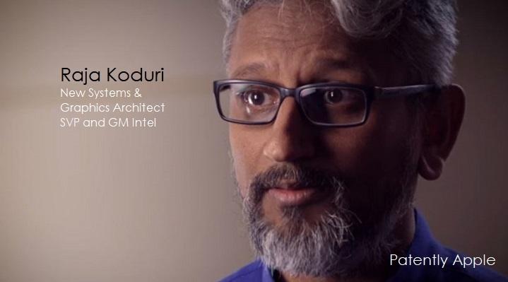 1 cover Raja Koduri joins Intel  ex-apple AMD graphics guru