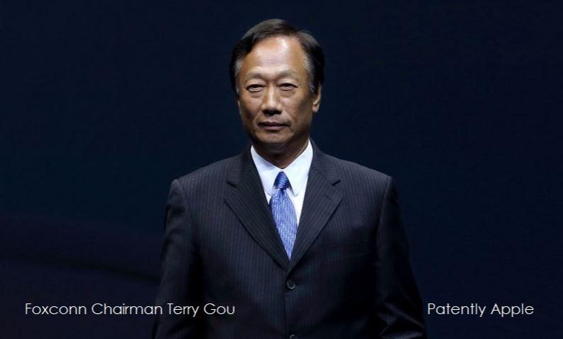 1 terry Gou foxconn chairman