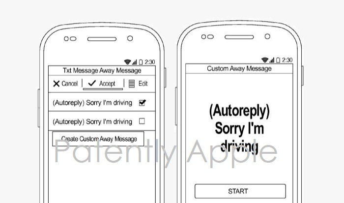 photo image Apple Sued for Patent Infringement regarding the iOS Feature 'Do not Disturb' while Driving