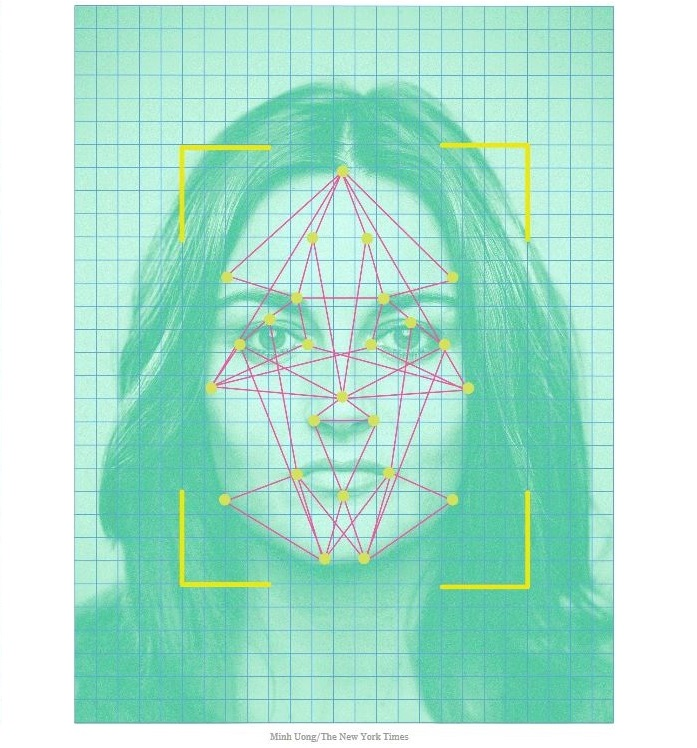 3 X X NYT IMAGE FACEBOOK FACIAL RECOGNITION REPORT