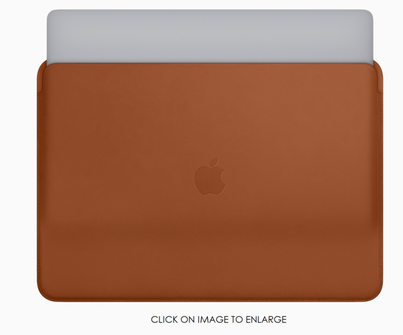 4 x NEW APPLE MACBOOK PRO LEATHER SLEAVES